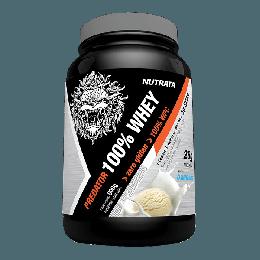 Predator 100% Whey (900g) - baunilha