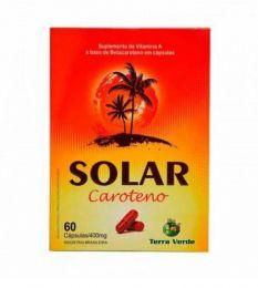 Solar Betacaroteno 400mg (60 caps)
